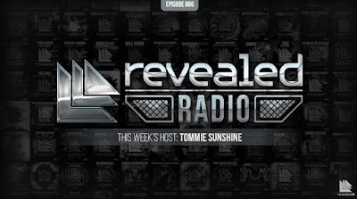 Revealed Radio 086 - Tommie Sunshine