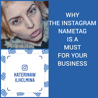 Instagram Has Recently Introduced A New Feature: The Nametag. What Is It And Why Should Gets Yours For Your Business Growth