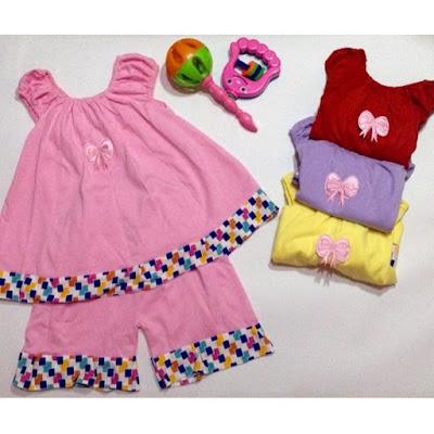 model baju anak perempuan umur 6 tahun