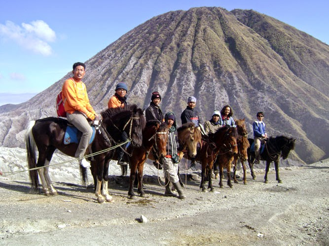 rute menuju wisata gunung bromo melalui jalur probolinggo
