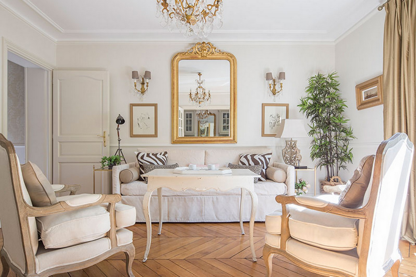 Decor Inspiration A Paris Apartment Cool Chic Style