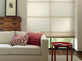 Hunter Douglas Duette Honeycomb Blinds are part of the mail-in rebate program September 22 thru December 10, 2018.