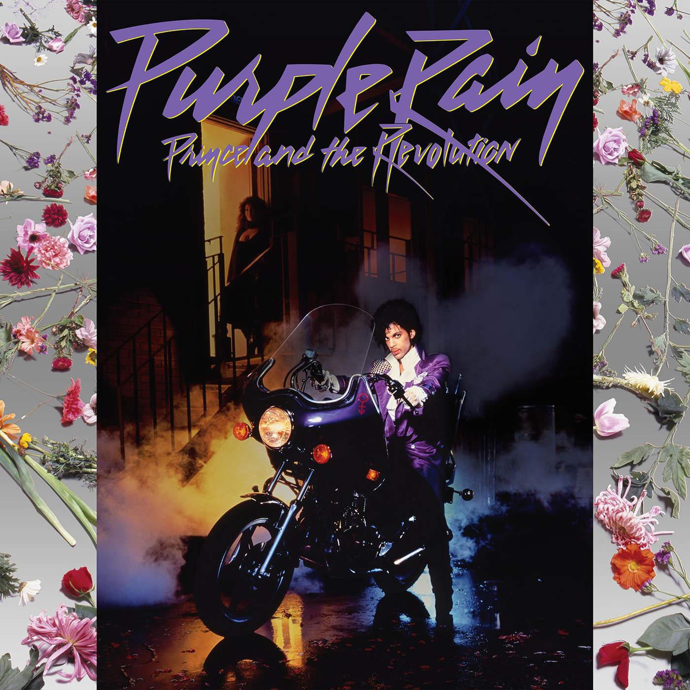 Prince & The Revolution - Our Destiny / Roadhouse Garden - Single Cover