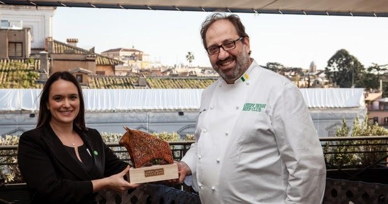 acqua e farinasississima Bord Bia e lo Chefs Irish Beef Club celebrano San Patrizio