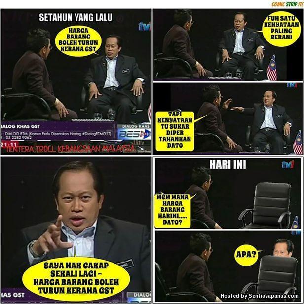 GST Ahmad Maslan