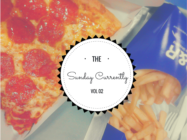The Sunday Currently  | VOL 02