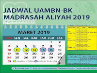 Download POS UAMBN Tahun 2018-2019