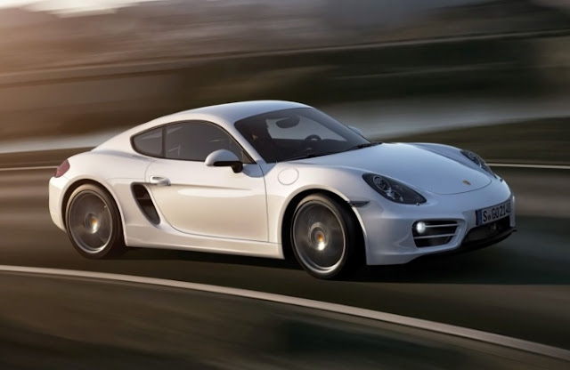 The latest specification 718 2016 Porsche Cayman 2.0