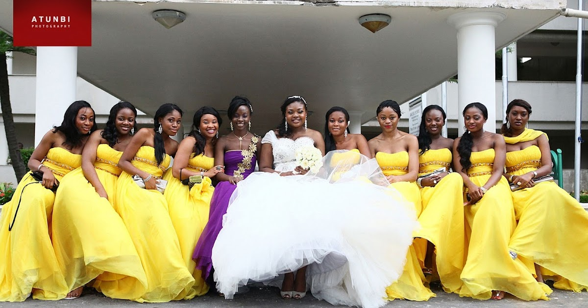 Golden Colour Wedding Gowns: Cakes By MizVuitton: The Ultimate Wedding Blog: Mellow-Yellow