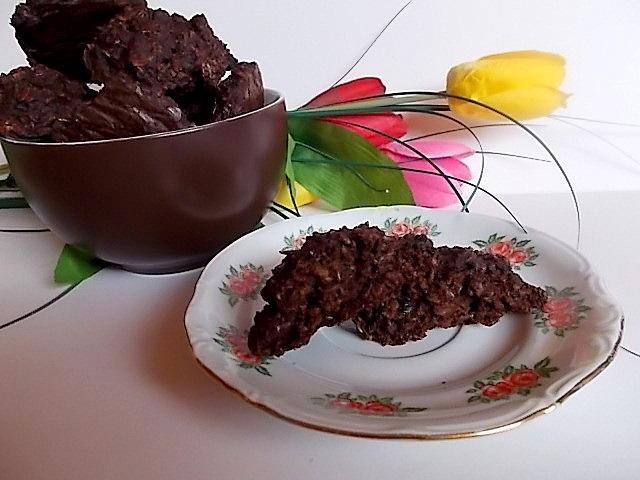 Ciastka owsiane bez tłuszczu