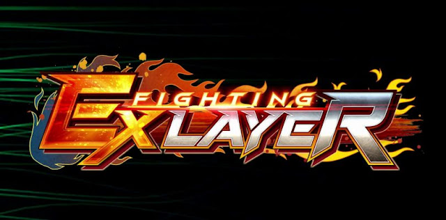 Fighting EX Layer game luta arika
