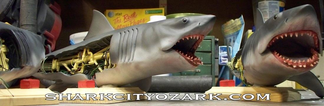 Jaws The Shark Toys 10