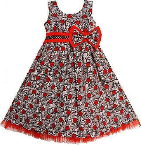 09b18b38b Top 25 Cutest African Ankara Female baby dresses to wear in 2018