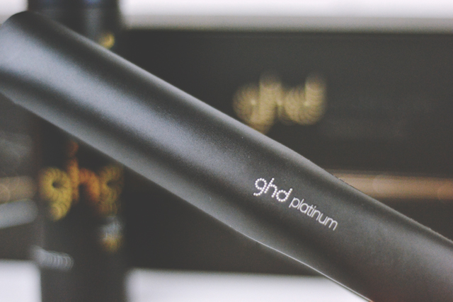 ghd Platinum Styler review