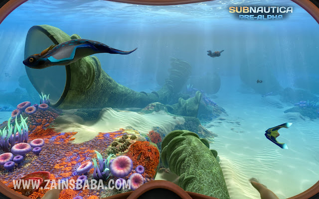 Download Subnautica Adventure Game  at  http://www.zainsbaba.com/2017/12/download-subnautica-adventure-game-free-download.html