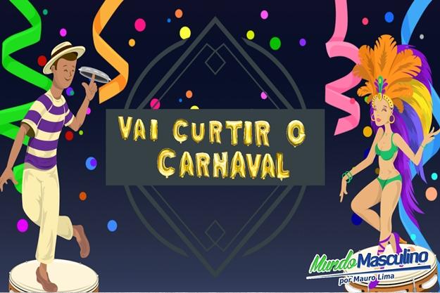 Vai curtir o Carnaval? Saiba como lidar com situações que afetam a saúde. não sair  casa sem elas