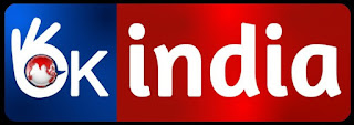 OK India News TV Channel freetoair from Asiasat 7 Satellite