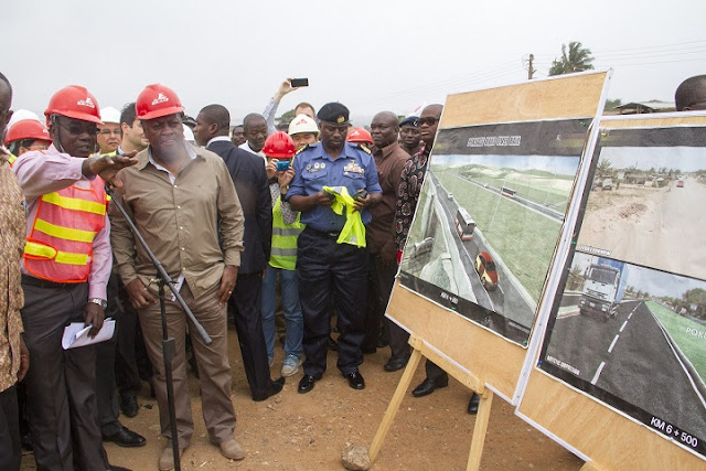 We 'Eat' Roads – President John Mahama Tells Critics