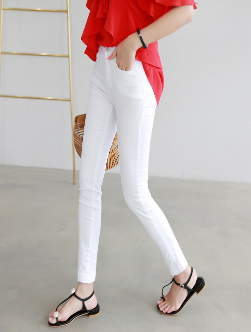 Basic Slim Pants