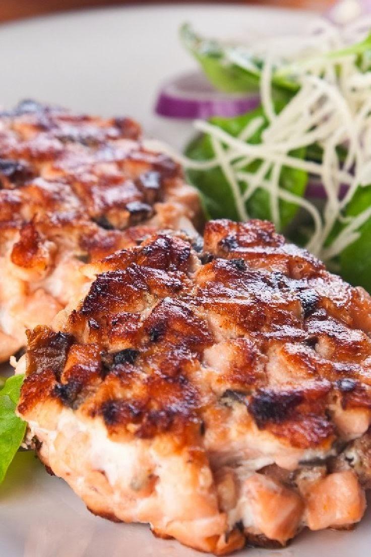 Salmon Cakes In Cornmeal Recipe