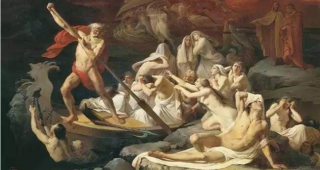 Πως Κατέβηκε ο Οδυσσέας στον Κάτω Κόσμο
