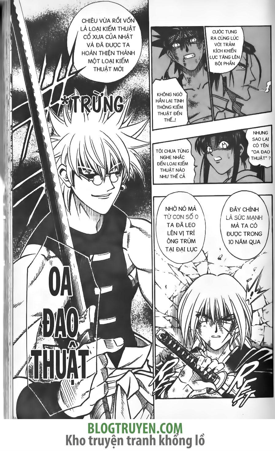 Rurouni Kenshin chap 201 trang 18
