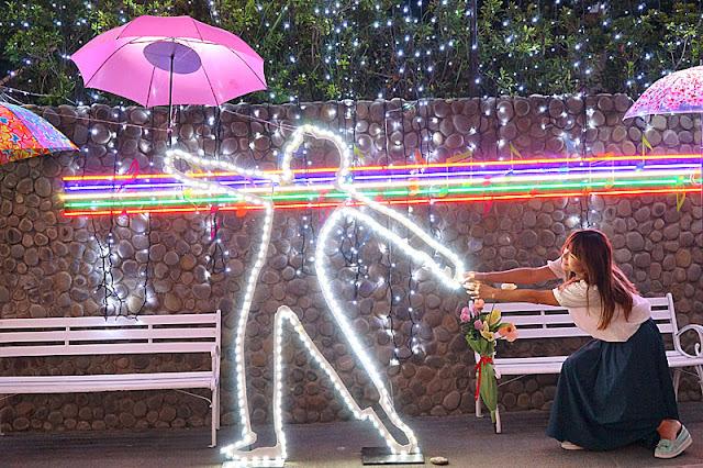 DSC06499 - 太平景點│臺中市屯區藝文中心傘亮花博裝置藝術,帶我走或把傘留給我