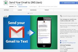 Cara Mengirim SMS Gratis ke Semua Operator dengan Gmail