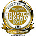 Readers Digest Trusted Brands Awards 2017 | New Categories Added
