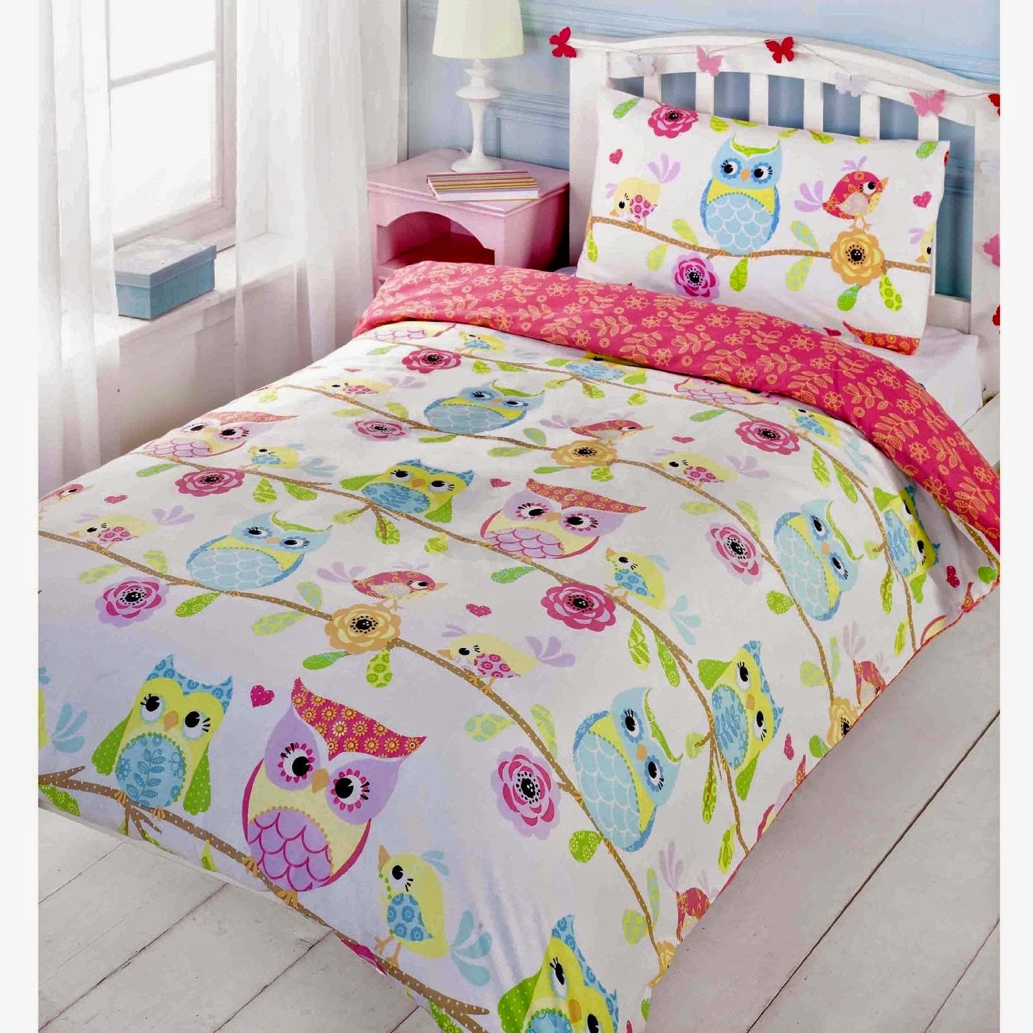 Bedroom Decor Ideas and Designs: Top Ten Owl Bedding Sets