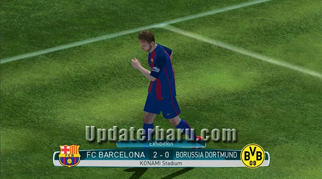 Update PES2017 Apk OBB Full Data v0.9 Terbaru MOD COin