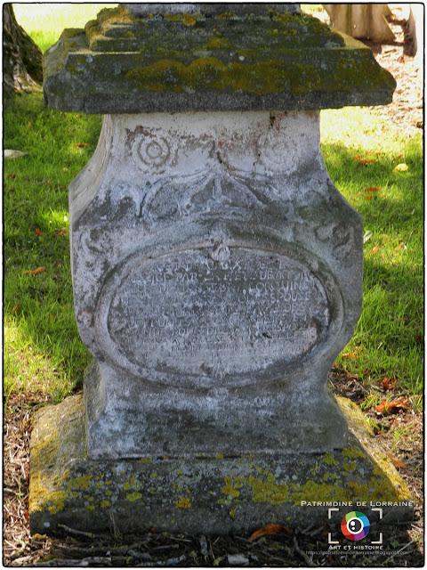 MARAINVILLER (88) - Croix 1815
