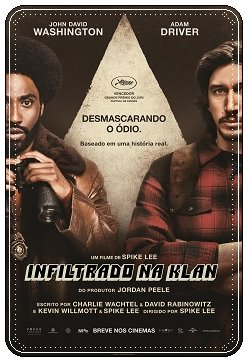 Infiltrado na Klan Torrent (2019) BluRay 720p / 1080p / 4K Dublado / Dual Áudio