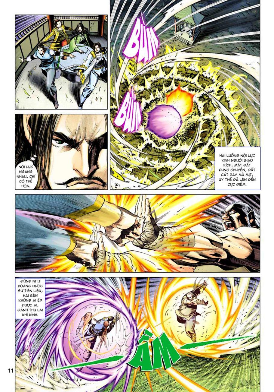 Anh Hùng Xạ Điêu anh hùng xạ đêu chap 45 trang 11