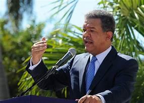 Leonel dice modificar constitución podría ser el preámbulo de una dictadura
