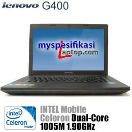 Harga Lenovo G400 Intel Celeron