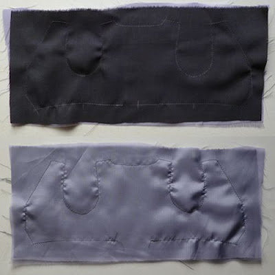 Sew vest