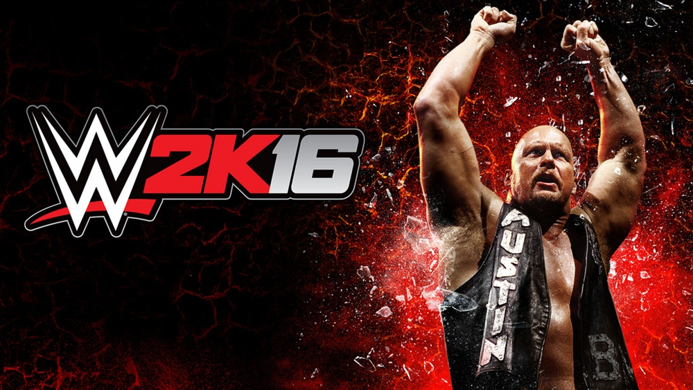 WWE 2K16 PC Game Free Download Poster