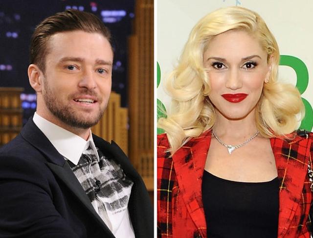 Escucha un adelanto de la nueva canción de Justin Timberlake con Gwen Stefani