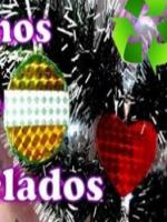 TUTORIAL ADORNO NAVIDAD CON ROLLOS DE CARTON