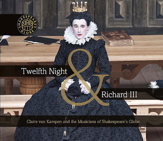 Twelfth Night & Richard III - Globe Music