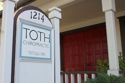Toth Chiropractic, Santa Rosa CA