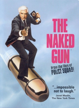 The Naked Gun From the Files of Police Squad (1988) ปืนเปลือย ภาค 1