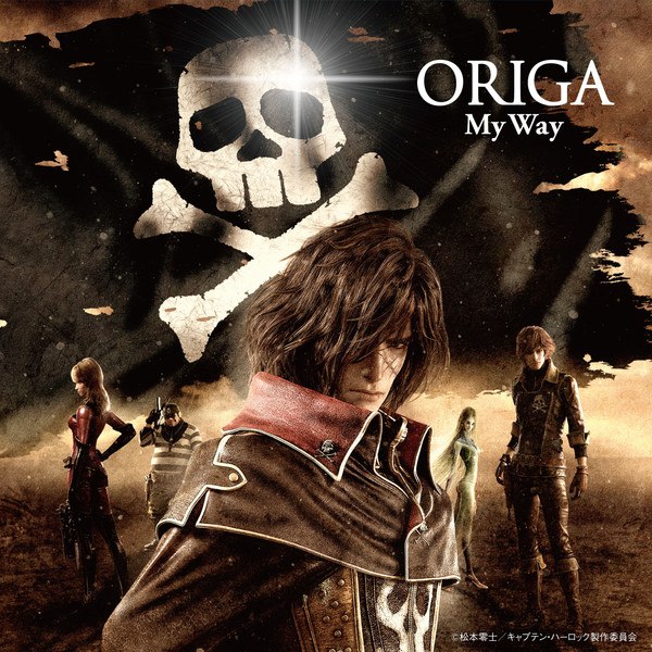 [Single] ORIGA - MY WAY (2016.03.16/RAR/MP3)