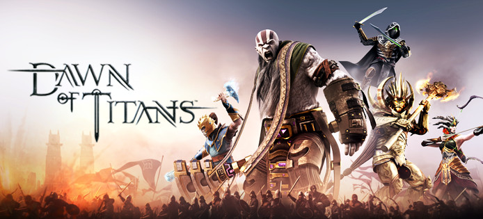 Dawn of Titans Game launched for Android and iOS Devices