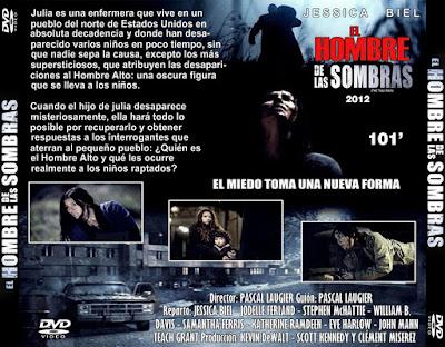 El hombre de las sombras - [2012]