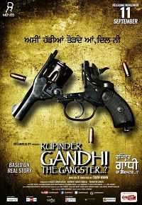 Rupinder Gandhi the Gangster 2015 Punjabi Movie Download 300MB