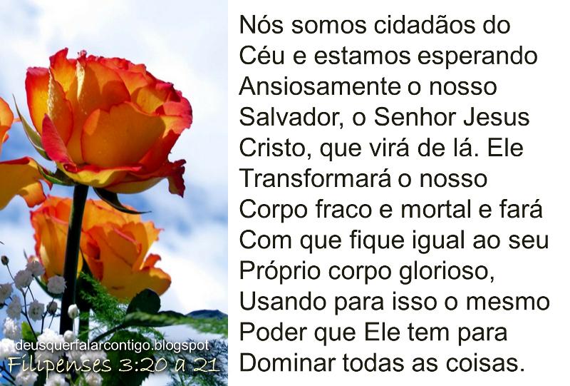Mensagens De Fé Da Palavra De Deus: Mensagem Bíblica De