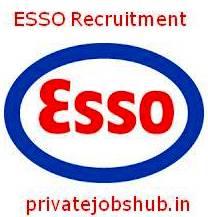 ESSO Recruitment