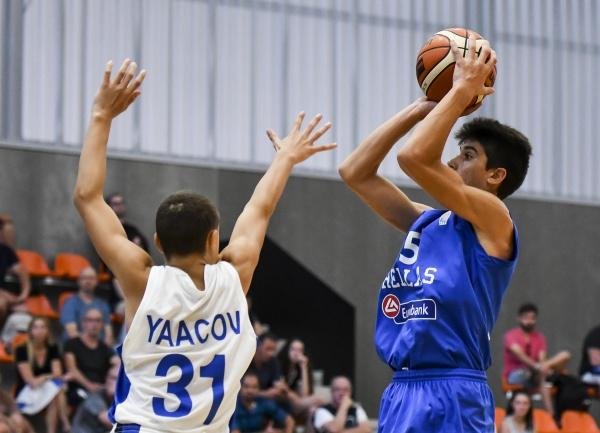 ΕΟΚ | Εθνική Παμπαίδων U14: Ισραήλ-Ελλάδα 68-72. Δεύτερη νίκη της στο τουρνουά BAM L´Alqueria στη Βαλένθια